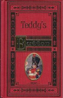 Picture of a book: Teddy's Button