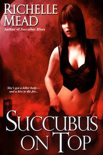Picture of a book: Succubus On Top