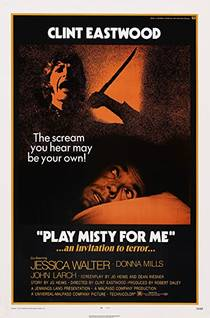 Picture of a movie: Play Misty For Me