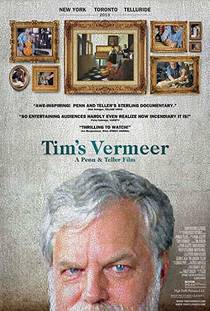 Picture of a movie: Tim's Vermeer