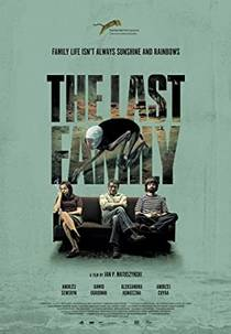 Picture of a movie: The Last Family