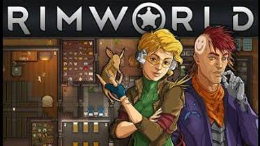 Picture of a game: Rimworld