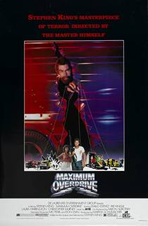 Picture of a movie: Maximum Overdrive
