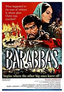 Picture of a movie: Barabbas