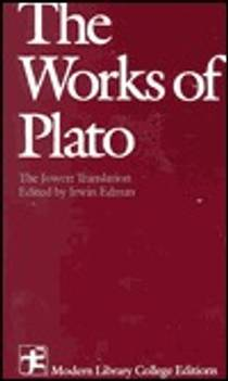 Picture of a book: The Works of Plato
