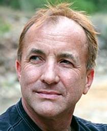 Picture of an author: Michael Shermer