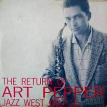 Picture of a band or musician: Art Pepper
