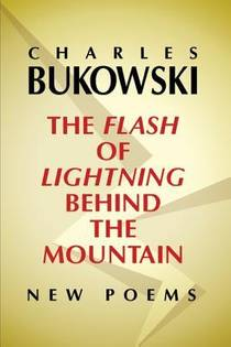Picture of a book: The Flash Of Lightning Behind The Mountain: New Poems