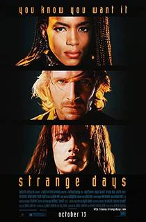 Picture of a movie: Strange Days