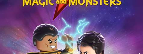Image of Lego Dc: Shazam - Magic & Monsters