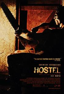 Picture of a movie: Hostel