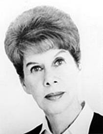 Picture of an author: Anita Brookner