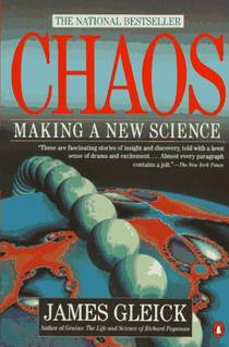 Picture of a book: Chaos: Making A New Science