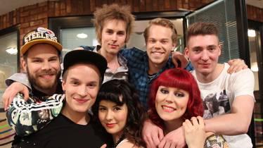 Picture of a TV show: Uusi Päivä