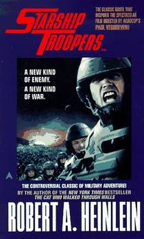Picture of a book: Starship Troopers