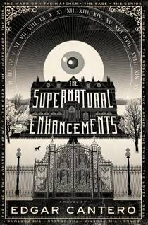 Picture of a book: The Supernatural Enhancements
