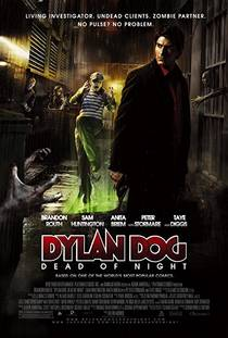 Picture of a movie: Dylan Dog: Dead Of Night
