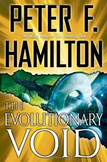 Picture of a book: The Evolutionary Void