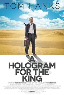 Picture of a movie: A Hologram For The King