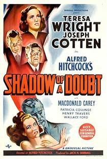 Picture of a movie: Shadow Of A Doubt