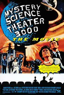 Picture of a movie: Mystery Science Theater 3000: The Movie