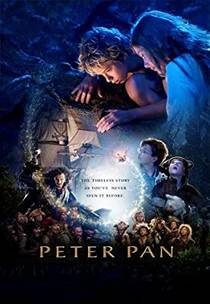 Picture of a movie: Peter Pan