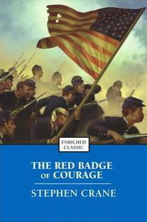 Picture of a book: The Red Badge Of Courage