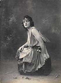 Picture of an author: P.L. Travers