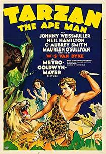 Picture of a movie: Tarzan The Ape Man