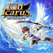 Picture of a game: Kid Icarus: Uprising
