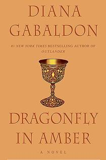 Picture of a book: Dragonfly In Amber