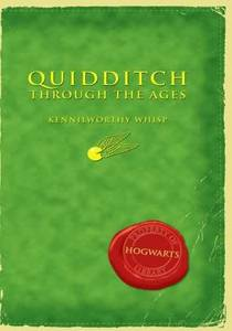 Picture of a book: Quidditch Through The Ages