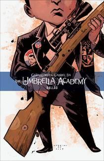 Picture of a book: The Umbrella Academy, Vol. 2: Dallas