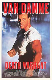 Picture of a movie: Death Warrant