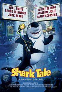 Picture of a movie: Shark Tale