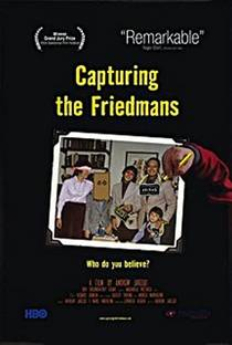Picture of a movie: Capturing The Friedmans