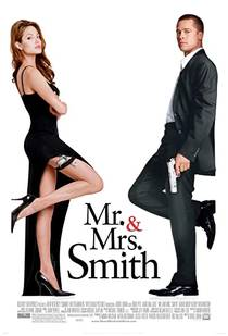 Picture of a movie: Mr. & Mrs. Smith
