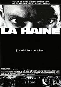 Picture of a movie: La Haine