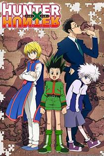 Picture of a TV show: Hunter X Hunter