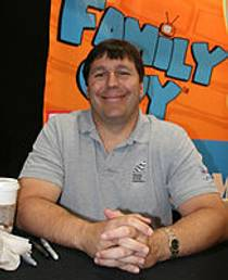 Picture of an author: R.A. Salvatore