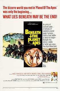 Picture of a movie: Beneath The Planet Of The Apes