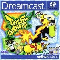 Picture of a game: Jet Set Radio