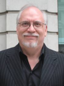 Picture of an author: J. Michael Straczynski