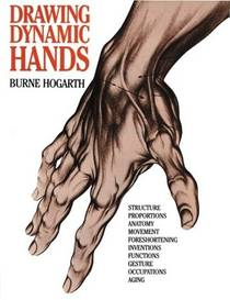 Picture of a book: Drawing Dynamic Hands