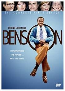 Picture of a TV show: Benson