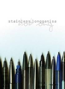 Picture of a book: Stainless Longganisa