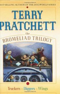 Picture of a book: The Bromeliad Trilogy