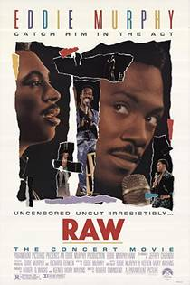 Picture of a movie: Eddie Murphy Raw