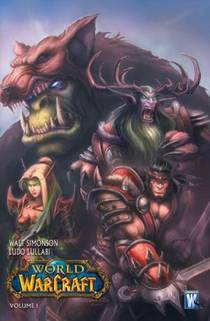 Picture of a book: World Of Warcraft, Vol. 1