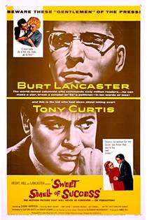 Picture of a movie: Sweet Smell Of Success
